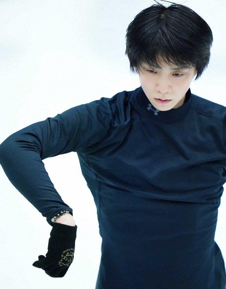 WCStockholm2021 Practice 7 Yuzuru Hanyu