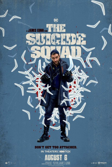 The Suicide Squad Character Posters Revealed 2