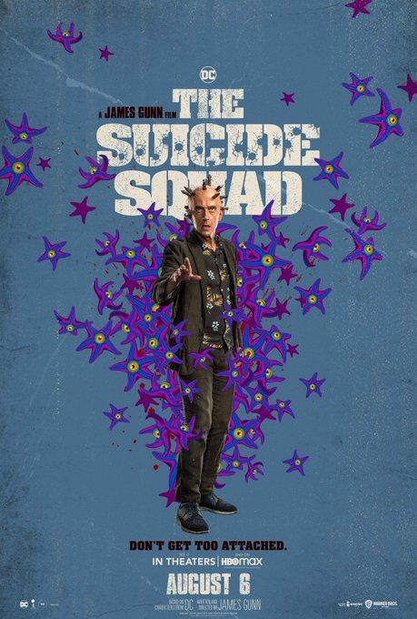 The Suicide Squad Character Posters Revealed 3