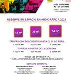 Image for the Tweet beginning: ¡Atención empresas gráficas! hasta el