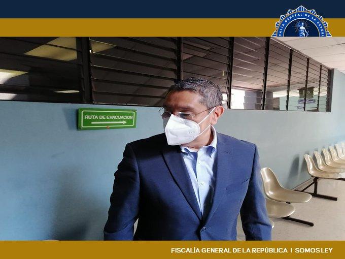 René Figueroa, ex ministro de Saca, irá a juicio por lavado de dinero