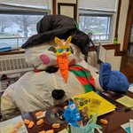 Image for the Tweet beginning: Happy Easter, Mr. Ehmen! #iwmsraiders