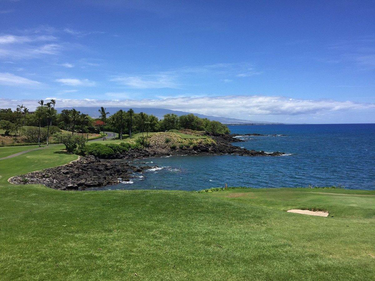 Aloha Friday indeed! ⛳️🌴 Lookin' good @ctwaddle3 🤙🏽 https://t.co/rDkHcB0wSa