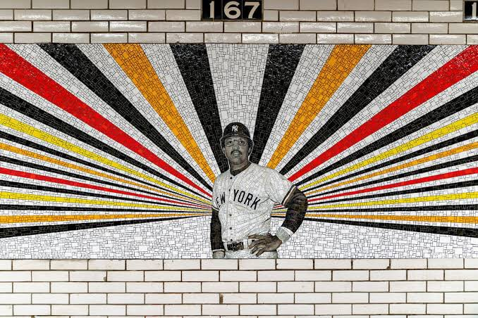 Mural de Reggie Jackson, Yankees