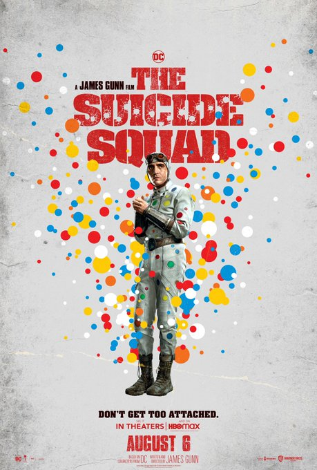 The Suicide Squad Character Posters Revealed 4