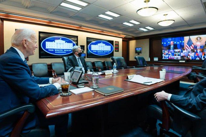 KLIMATSKI SAMIT! Bajden pozvao Putina i Xija na virtualni sastanak na vrhu o klimi, na Twitteru pisao o 'snažnoj EU kao interesu Amerike'