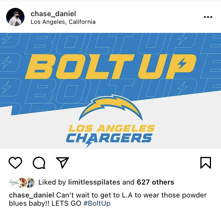 @Dave_Matter's photo on Chase Daniel