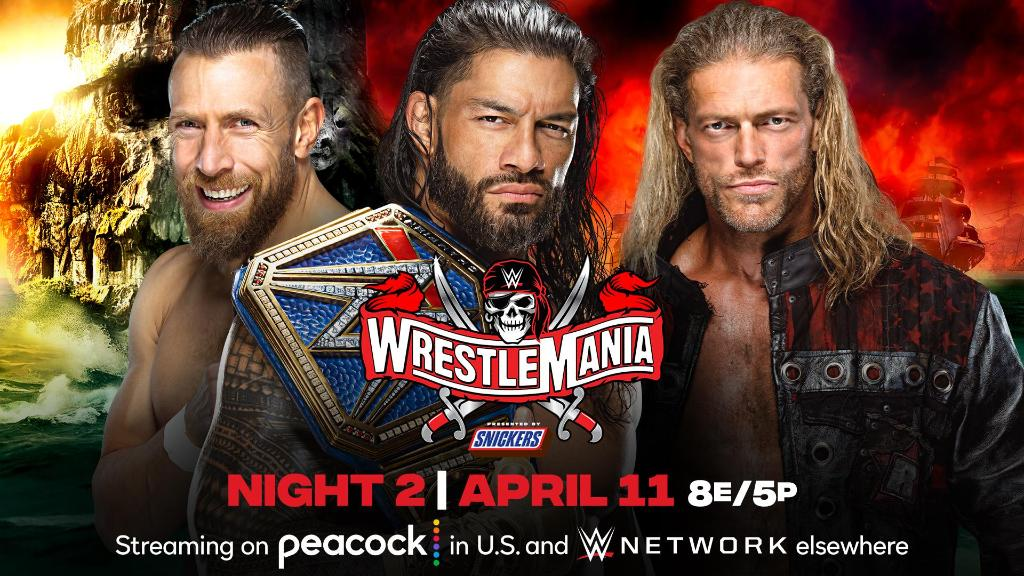 WWE Wrestlemania 37: Triple Threat Main Event And Total 11 Matches Announced 1