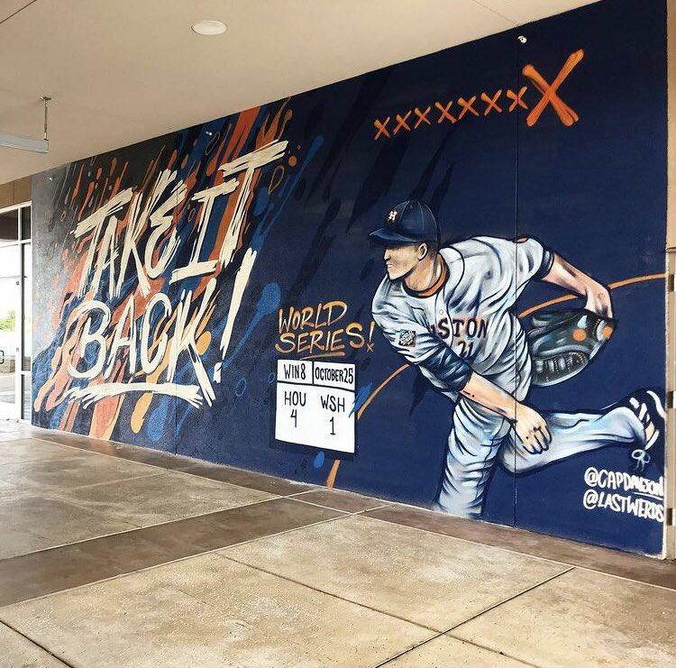 Mural Astros