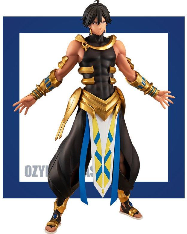 test ツイッターメディア - ☆ Fate/Grand Order, Ozymandias. https://t.co/UeNY7YbL2M