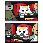 どっちかは自分のものなのに?映画館で両方のドリンクホルダーを使われてしまう!
