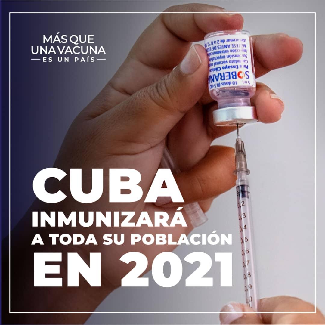 Díaz-Canel: inmunización contra COVID-19 en Cuba no debe descuidar la responsabilidad (+ Tuit)