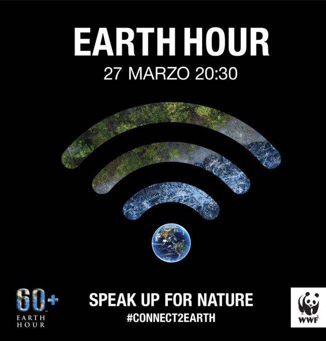 Earth Hour 2021