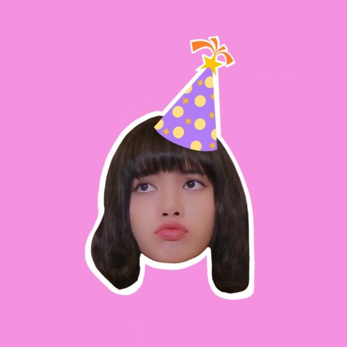 Ok me so pagod na kaka message ahahaha   HAPPY BIRTHDAY LISA