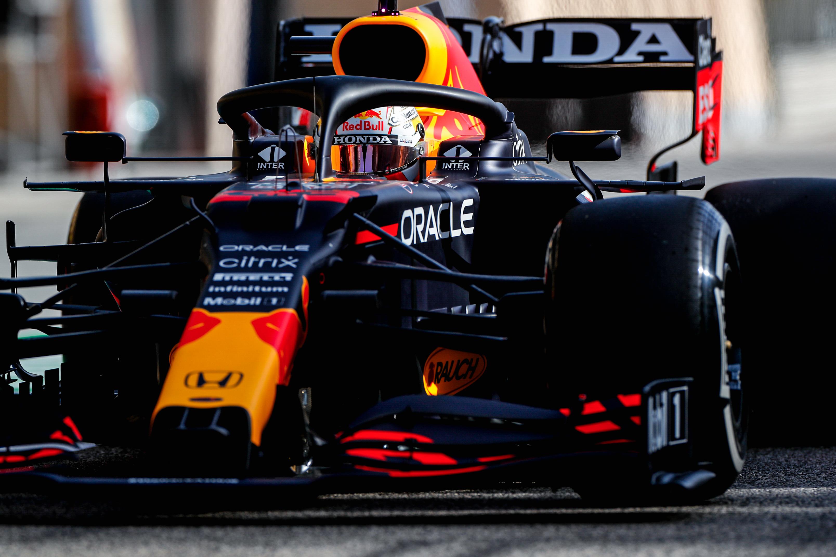 Max Verstappen, Red Bull Racing Honda