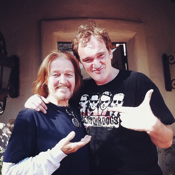 Happy Birthday to Mr Quentin Tarantino!!! 🎉🥳🎂🎬 Fun fact: Quentin played tracks from the soundtrack of Jesus Christ Superstar between takes of Django Unchained... very loud, I might add!! #QuentinTarantino #HappyBirthday https://t.co/QPuOUhBbdB