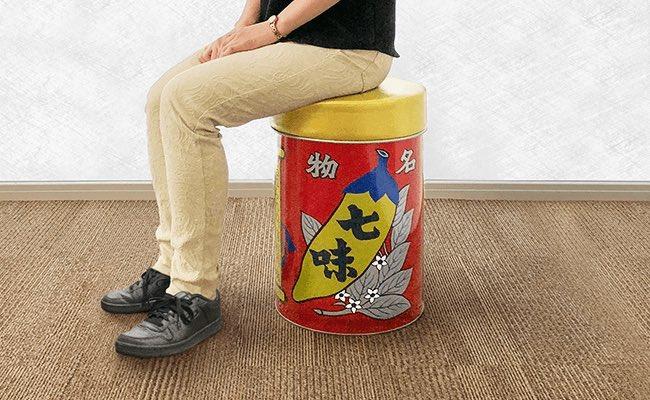 長野県長野市にふるさと納税すると驚きのものが貰える!『八幡屋礒五郎』の巨大七味缶が話題に!