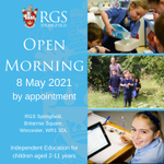 Image for the Tweet beginning: RGS Springfield would like to