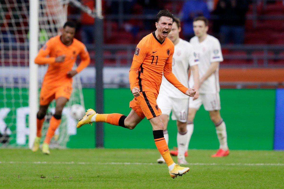 ไฮไลท์ฟุตบอล โลกรอบคัดเลือก ฮอลแลนด์ - ลัตเวีย