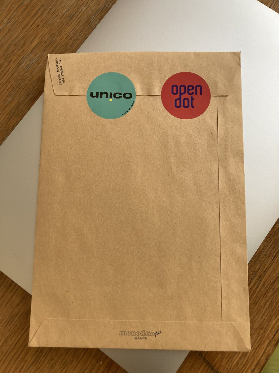 test Twitter Media - I got mail...thanks @opendotlab and unico! Great to see that the #Kickstarter #campaign was successful and the configurator for the glifo writing support could be realized #OSH @CareablesOrg #openhealthcare #awesome https://t.co/MUoGeWEH0b