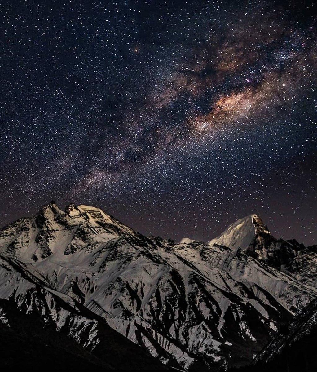 Nopți albe-n Himalaya. Pohta ce-am pohtit. Ora 5:15/ 28.03.2021  #SonyAlpha https://t.co/nW0wDJQvSr