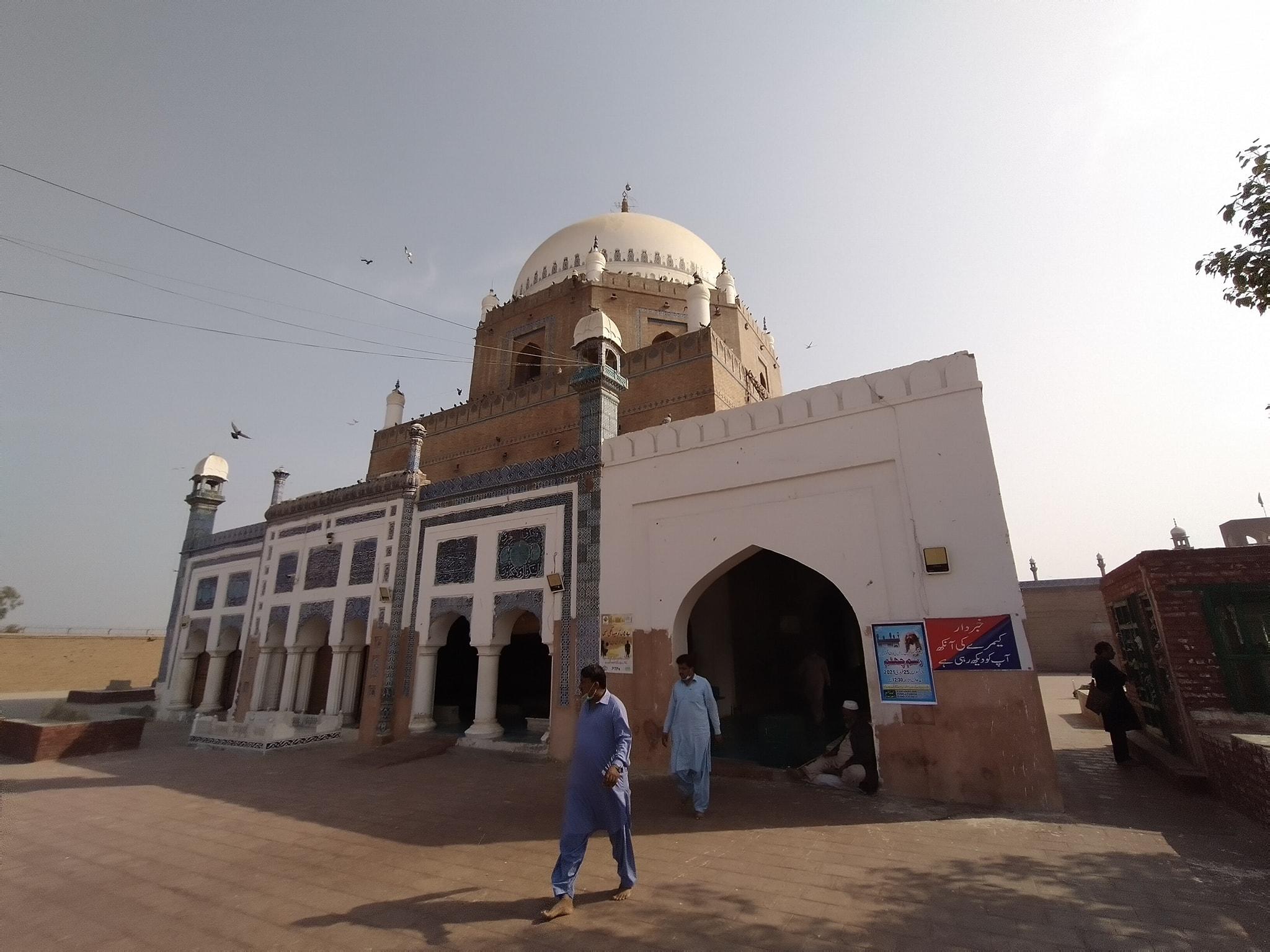 Bahauddin's tomb