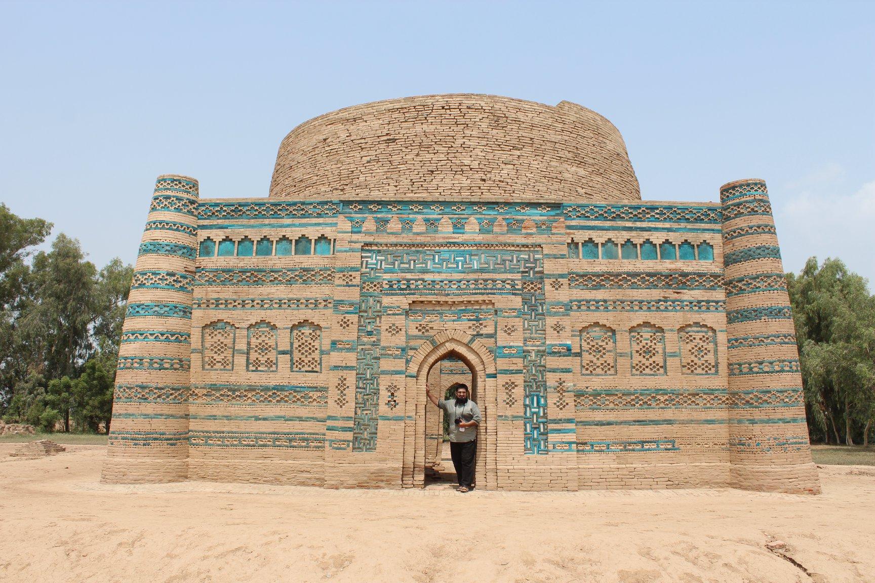 Dome, Lal Mahra tombs