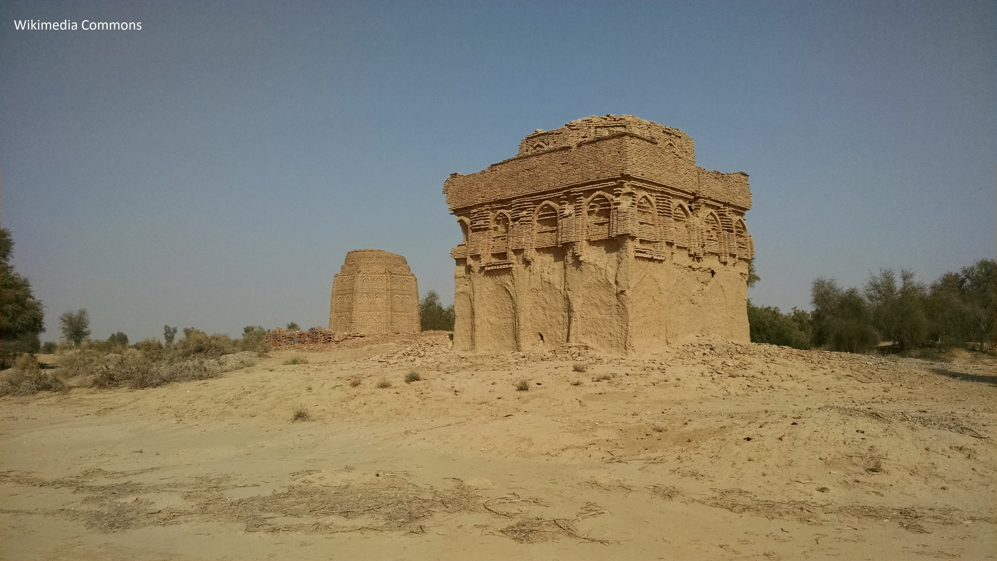 Tombs of Mithri