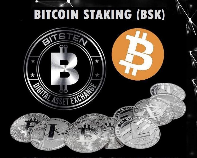 Bitcoinstaking Bsk Bitsten Listing Cryptocurrency Calendar