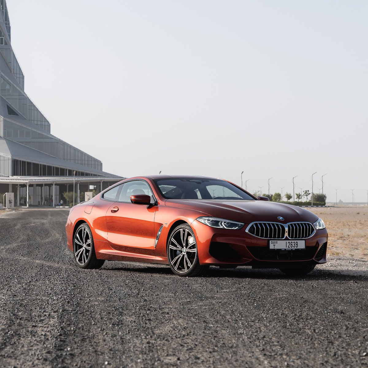 The 8 is an emblem of elegance and pure class. Enjoy up to 0.99% finance rate and first year free insurance and registration.  #BMW8Series #BMW840i #BMWAGMC #BMWuae #BMW #dubai #mydubai