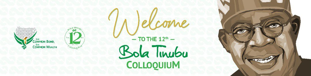 """Theresa Tekenah on Twitter: """"The 12th Annual Bola Tinubu Colloquium holds  on Monday, March 29th, 2021. Register to attend: https://t.co/8OhKkcq3EX  #12thBolaTinubuColloquium #12thBATColloquium… https://t.co/GGQzYaV5dl"""""""