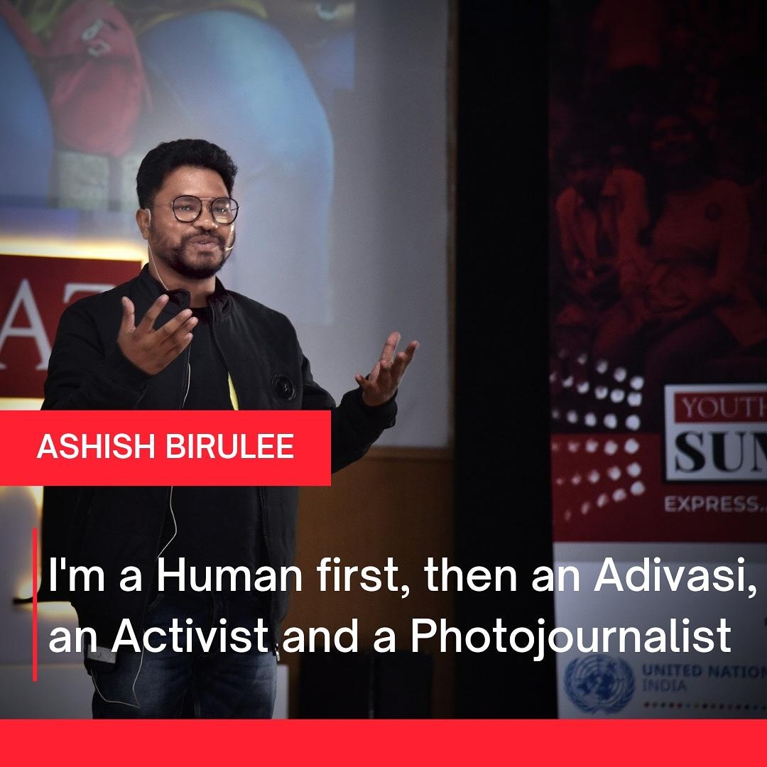 I'm a Human first, then a Proud Adivasi @SanthalDisomm @santhalworld @adivasi_bot @Johar_Adivasi @HOSamaj1 https://t.co/CFgT3xYOu0
