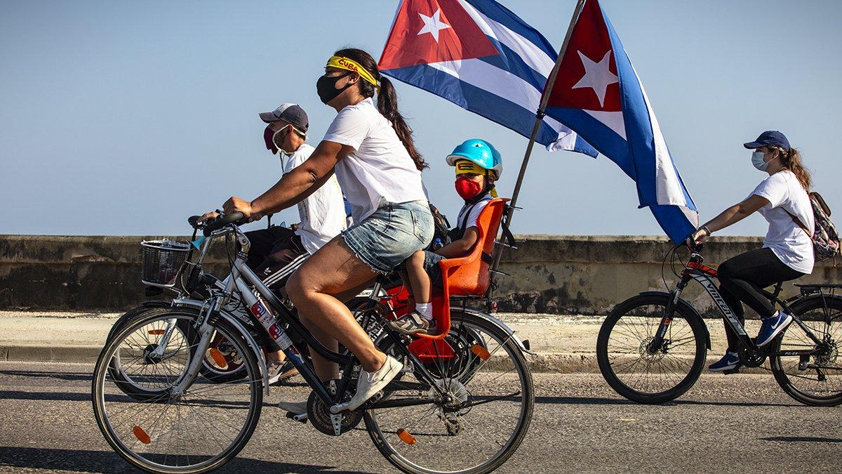 Cuba y la solidaridad que provoca una causa justa: la eliminación del bloqueo (+ Fotos)