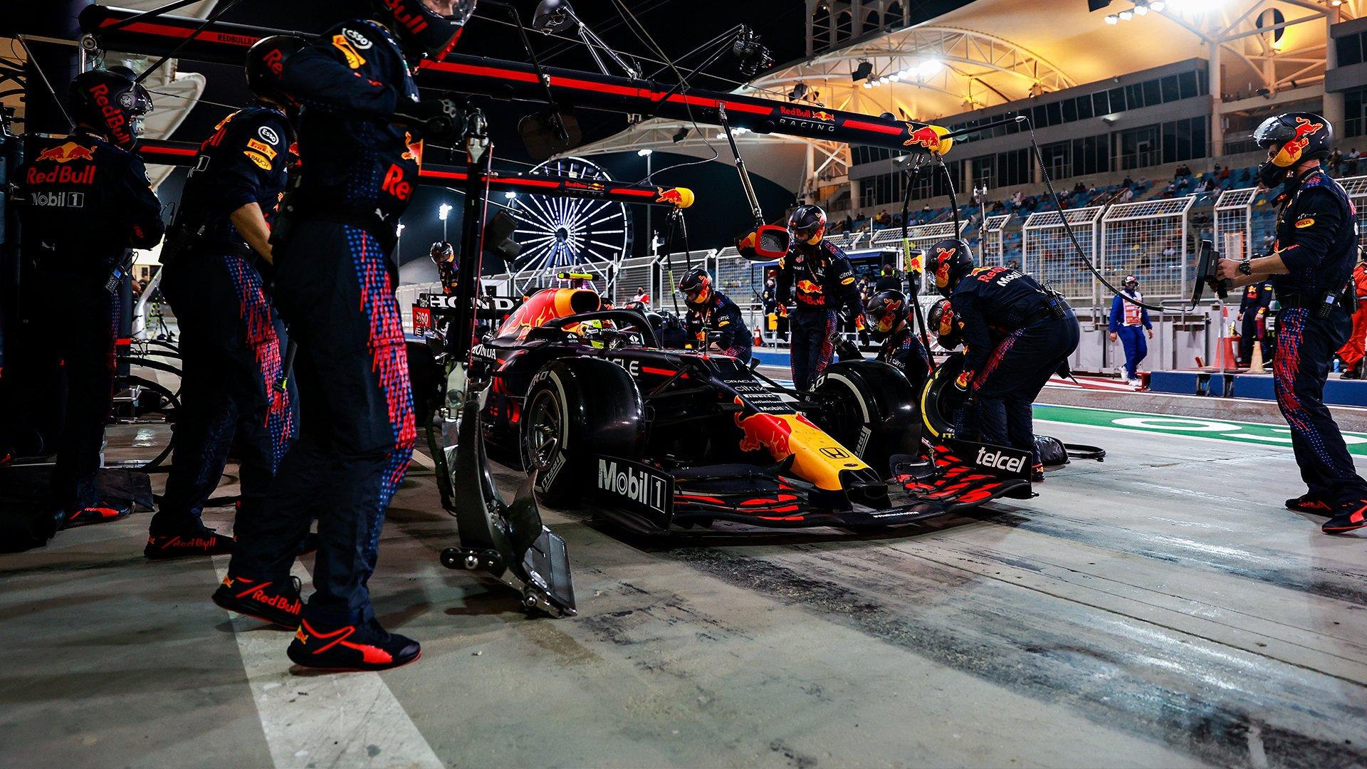 Bahrain 2021 post-gara Pirelli