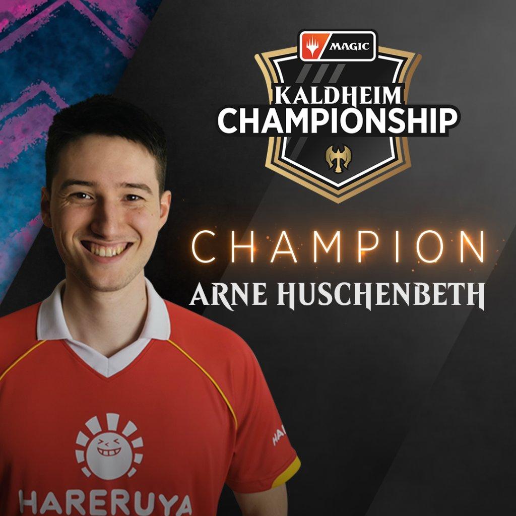 Arne Campeão