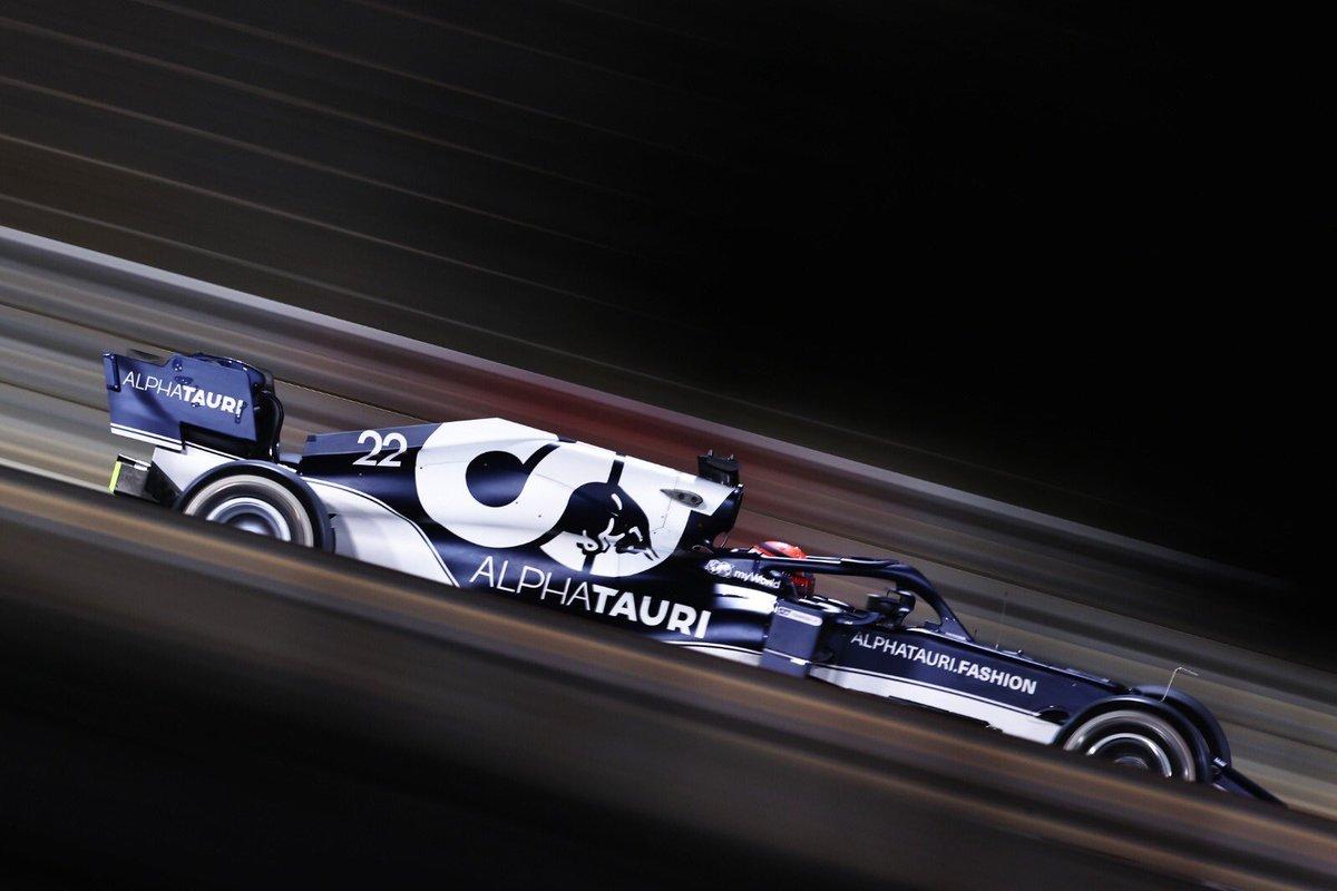 日本人F1ドライバーの角田選手、開幕戦で入賞しポイントを獲得!