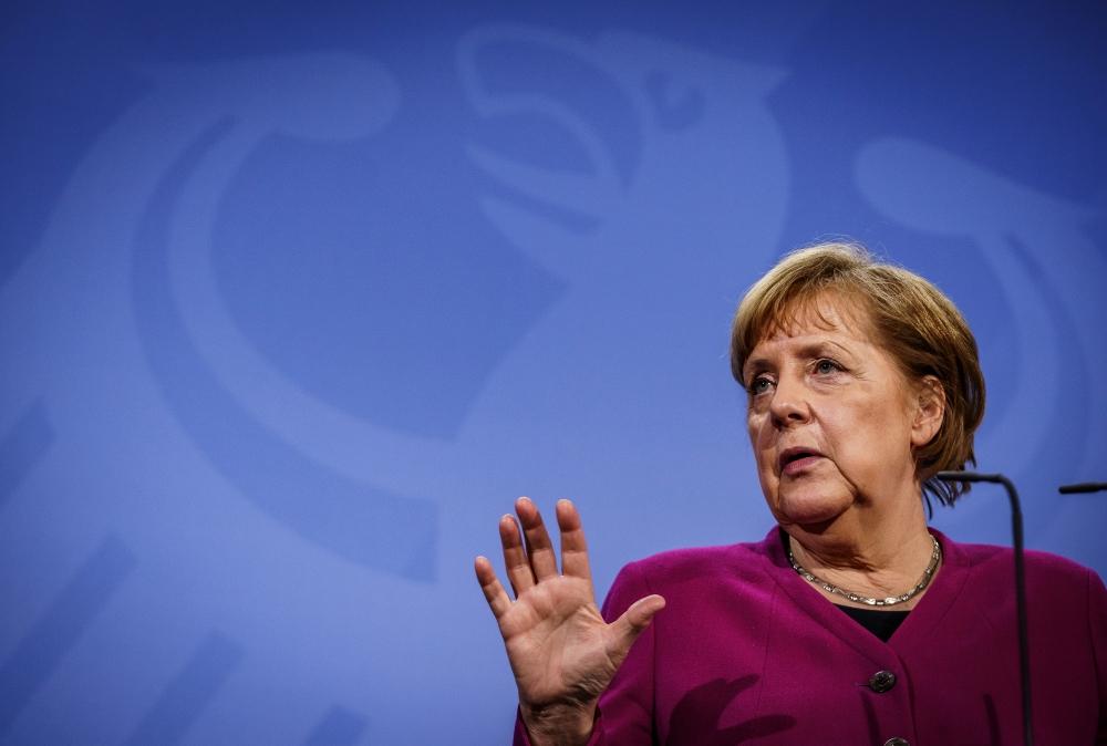 ألمانيا.. « ميركل» تشدد على الإجراءات الصارمة لمواجهة كورونا
