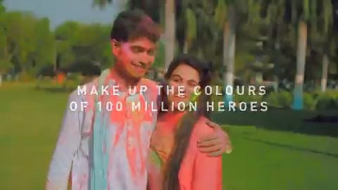 There are many colours to our family of 100MillionHeroes. Wed like to celebrate them all with you. https t.co 6p0cu1dpoU