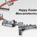 Image for the Tweet beginning: Happy Easter from Meccanotecnica Group!  We