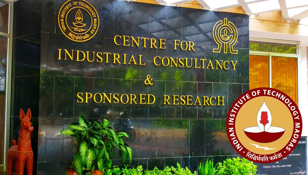Senior Project Officer Position under ICSR Project at IIT Madras, Chennai, India