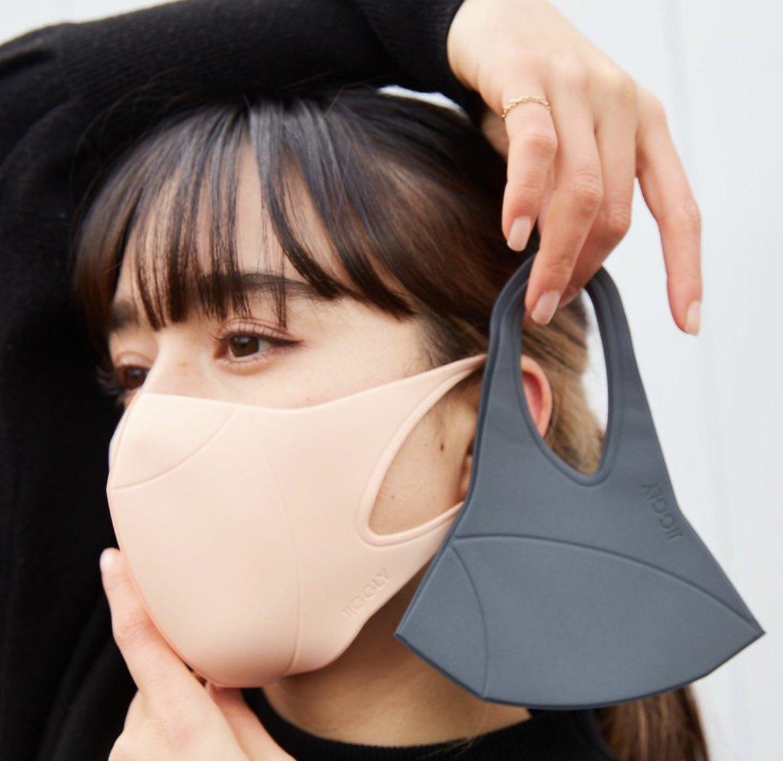 史上最高のおすすめマスク!ぷるぷるな肌触りで呼吸も楽で形も綺麗!