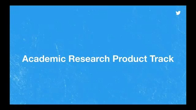 In just two months, thousands of people have been reviewed and approved to our Academic Research product track. 🤓   Want to know what the buzz is all about? @SuhemParack gives a quick overview of what's available, and how you can get started 👇 https://t.co/SWlnUivybZ