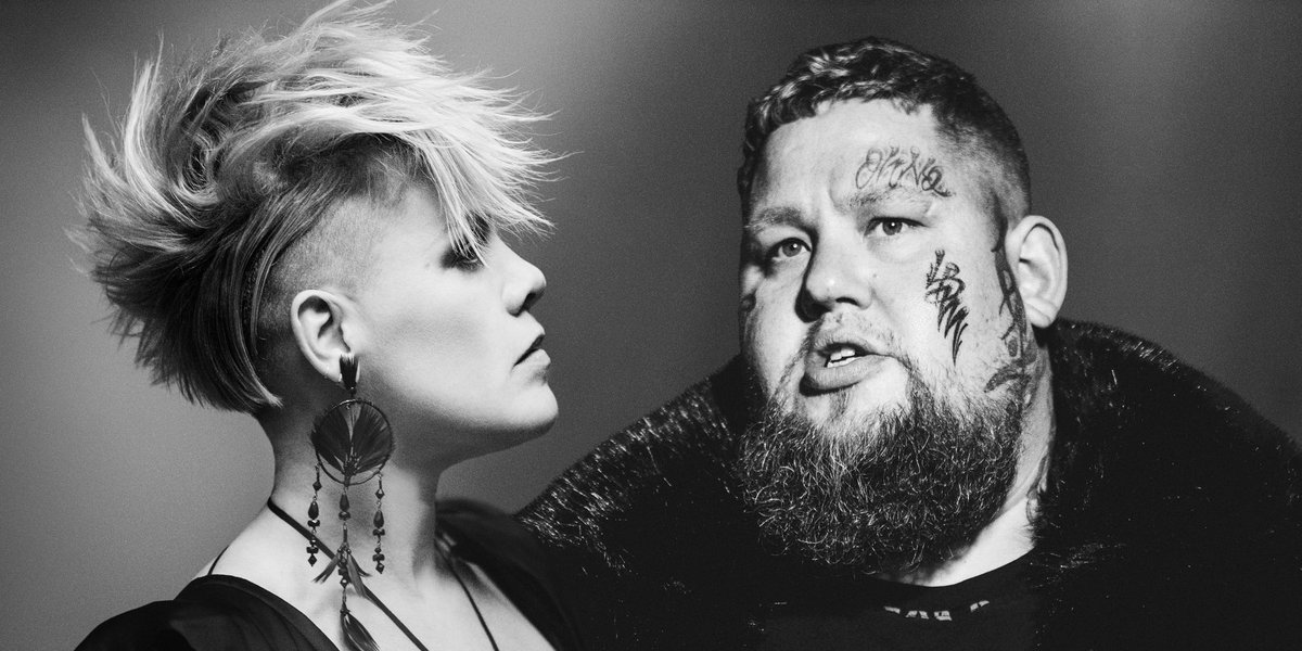 I finally kept a secret. I love you @RagNBoneMan and I can't wait for everyone to hear us together..... 4.9.2021 https://t.co/lgTsQsFEMF