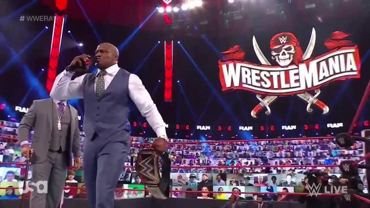 @WWEonFOX's photo on Hurt Business