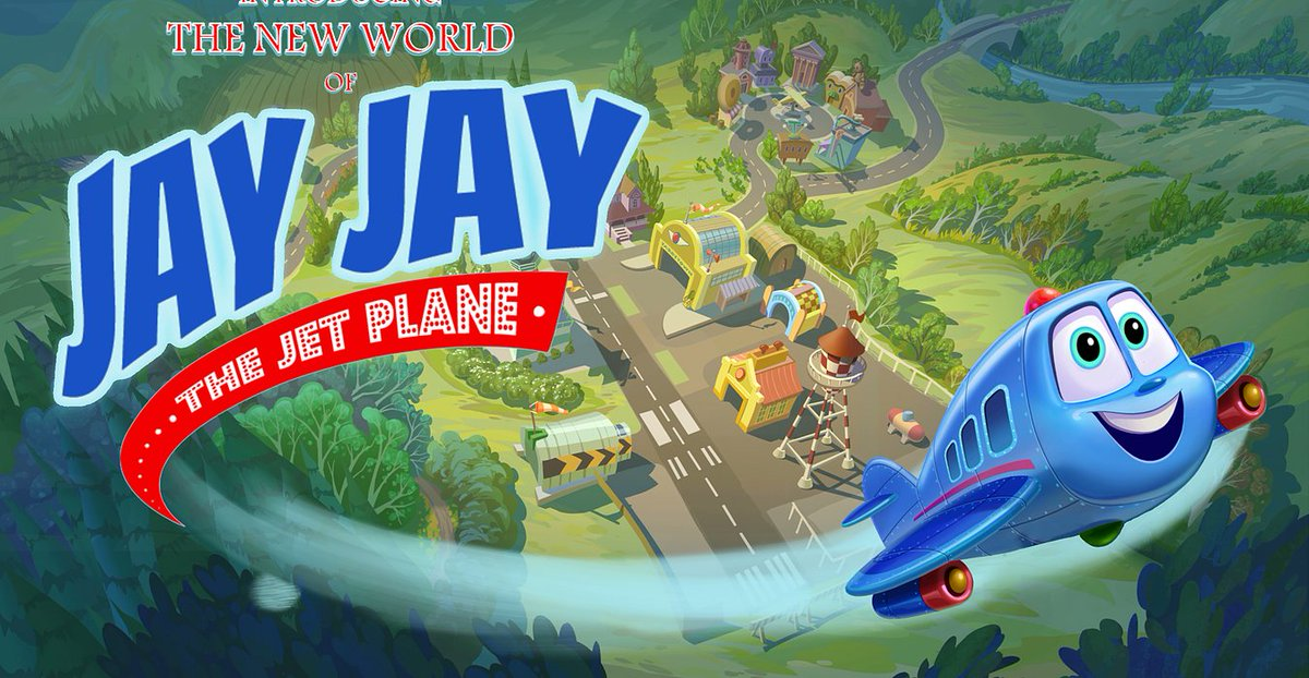 WHY GOD. WHYYYYY. WE'RE GETTING A JAY JAY THE JET PLANE REBOOT.