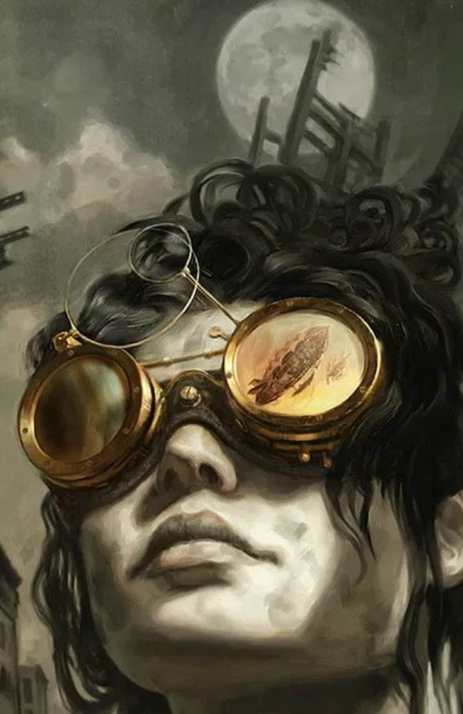 My Daily #Steampunk ⚙️ #Geek 🤓 #Space 🚀 #SamaCollection 🗞️ of Tweets ➡️ @B_Ellis_Art @Cedland ⭐ Feat. @PIROCROMO ➡️ View More Selections 👉 https://t.co/qcfYSHoava