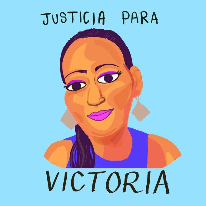 Victoria Salazar recibió refugio en México, víctima de violencia machista