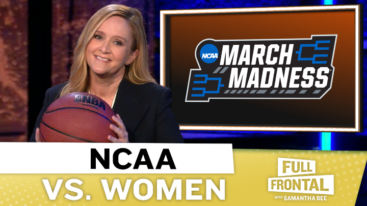 Nothing like the rampant inequality displayed in the NCAA's treatment of its men's and women's teams to put the MAD in March Madness. https://t.co/XoZjBuuSBO
