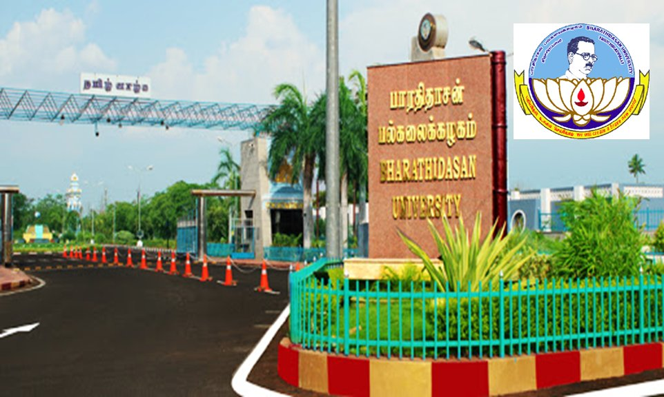 Scientist, Research Associate Positions at Bharathidasan University, India
