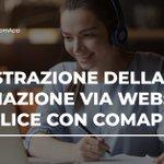 Image for the Tweet beginning: #ComApp a supporto della #formazione